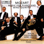 Mozart - Music for Piano and Wind Quintet
