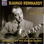 Reinhardt, Django: Django Reinhardt (1938-1939)