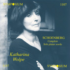 Schoenberg: Complete Solo Piano Works