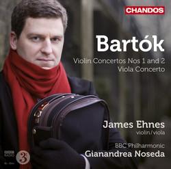 Bartok: Violin Concertos Nos. 1 & 2 - Viola Concerto