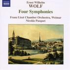Wolf, E.W.: 4 Symphonies