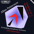 Pettersson - Symphony No.3 & 15