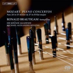 Mozart - Piano Concertos Nos 20 & 27