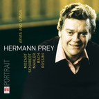 Mozart, Schubert, Mahler, Bach & Rossini: Arias and Songs (Portrait Hermann Prey)