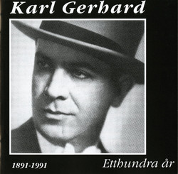 Karl Gerhard - Etthundra r
