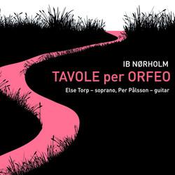 Nörholm: Tavole per Orfeo