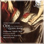 Handel: Ode for the Birthday of Queen Anne