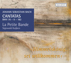 Bach: Cantatas, Vol. 18, BWV 9, 70 & 182