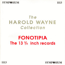 The Harold Wayne Collection, Vol. 13 (1904-1910)