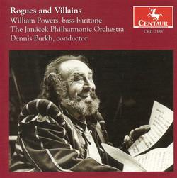 Opera Arias (Baritone): Powers, William - Puccini, G. / Verdi, G. / Gounod, C.-F. / Offenbach, J. / Wagner, R. / Rossini, G. / Mozart, W.A.