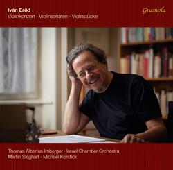 Iván Eröd: Violinkonzert, Violinsonaten & Violinstücke