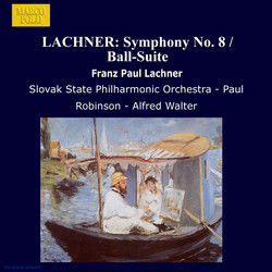Lachner: Symphony No. 8 / Ball-Suite