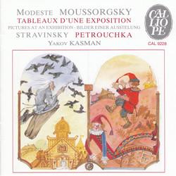 Moussorgsky: Tableaux d´une exposition