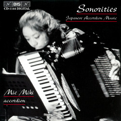Sonorities - Japanese Accordion Music