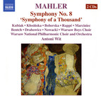 Mahler, G.: Symphony No. 8, 