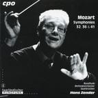 Mozart: Symphonies 32, 36 & 41