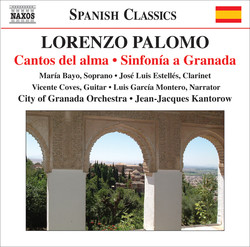 Palomo: Cantos Del Alma / Sinfonia A Granada