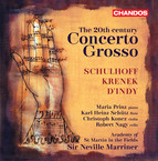 The Twentieth-century Concerto Grosso