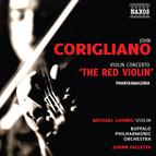 Corigliano: Violin Concerto,