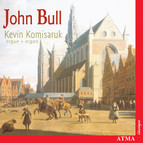 Bull: Organ Music