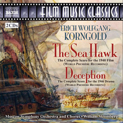Korngold: Sea Hawk (The) / Deception