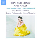 Martinez, Ana Maria: Soprano Songs And Arias