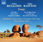Benjamin & Bainton: Songs