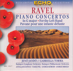 Ravel: Piano Concerto in G Major / Piano Concerto for the Left Hand / Introduction Et Allegro