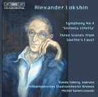 Lokshin - Orchestral music
