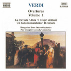 Verdi: Overtures, Vol.  1