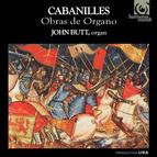 Cabanilles: Obras de Organo