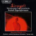 Liongate - Manuela plays Flute Concertos by Þorkell Sigurdbjörnsson