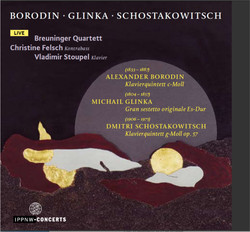 Borodin - Glinka - Shostakovich