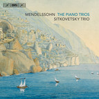 Mendelssohn – Piano Trios
