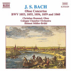 Bach, J.S.: Oboe Concertos, Bwv 1053, 1055, 1056, 1059, 1060