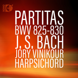 Bach: Keyboard Partitas Nos. 1-6