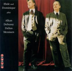 Cello Recital: Ehde, John - Alkan, C.V. / Debussy, C. / Delius, F. / Messiaen, O.