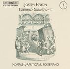 Haydn - Complete Solo Keyboard Music, Vol.7 - Esterházy Sonatas II