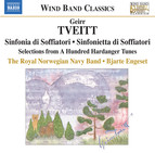 Tveitt, G.: Sinfonia Di Soffiatori / Sinfonietta Di Soffiatori / Folk-Tunes From Hardanger