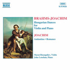 Brahms / Joachim: Hungarian Dances