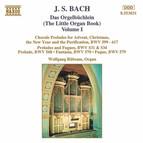 Bach, J.S.: Orgelbüchlein (Das), Vol. 1