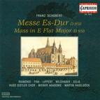 Schubert, F.: Mass No. 6 / Tantum Ergo
