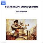 Fernstrom: String Quartets Nos. 3, 6,And  8