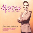 Opera Arias (Mezzo-Soprano): Domashenko, Marina - Cilea, F. / Saint-Saens, C. / Mussorgsky, M.P. / Rimsky-Korsakov, N.A. / Prokofiev, S.