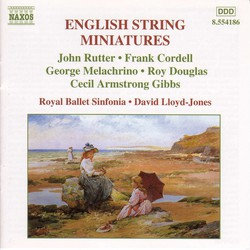 English String Miniatures, Vol. 1