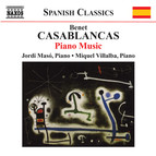 Casablancas, B.: Piano Music