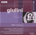 Giulini - Britten: War Requiem (1963)