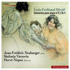 Hérold: Concertos pour piano n°2,3 & 4