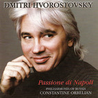 Hvorostovsky, Dmitri: Baritone Arias - Curtis, E. / Tagliaferri, E. / Capua, E. / Cardillo, S. / Bixio, C. / Tosti, F. / Gambardella, S.