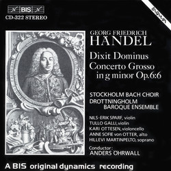 Hndel  - Dixit Dominus